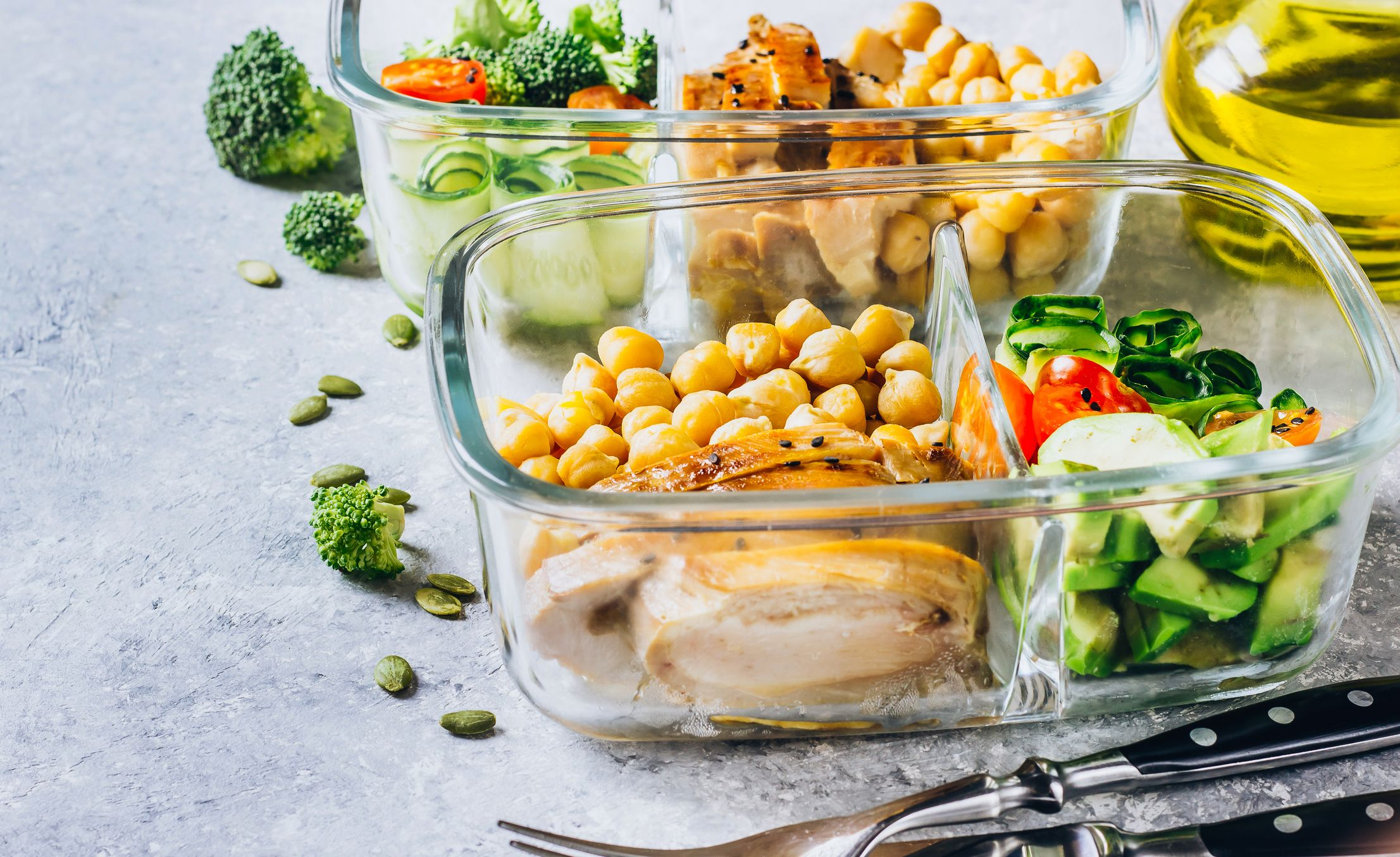 25 High Protein Meal Prep Recipes High Protein Meal Ideas