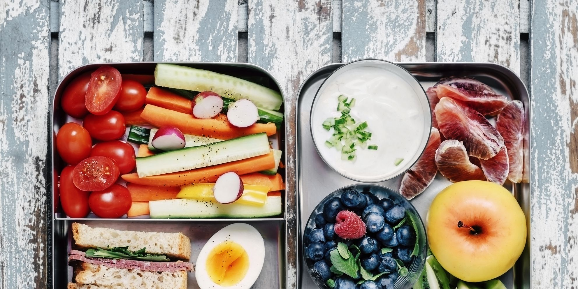 Back to school health check: Packed lunches