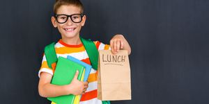 Get your kids to eat healthy food