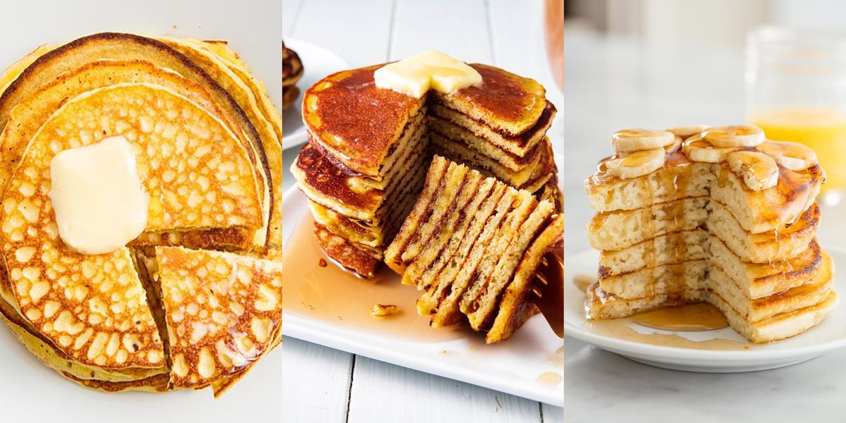 Healthy Pancakes That Are Beyond Easy To Make In The Morning