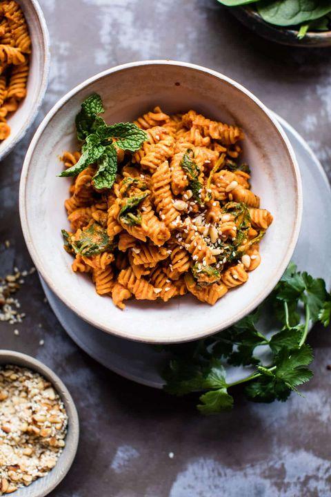 healthy pasta recipes lentil