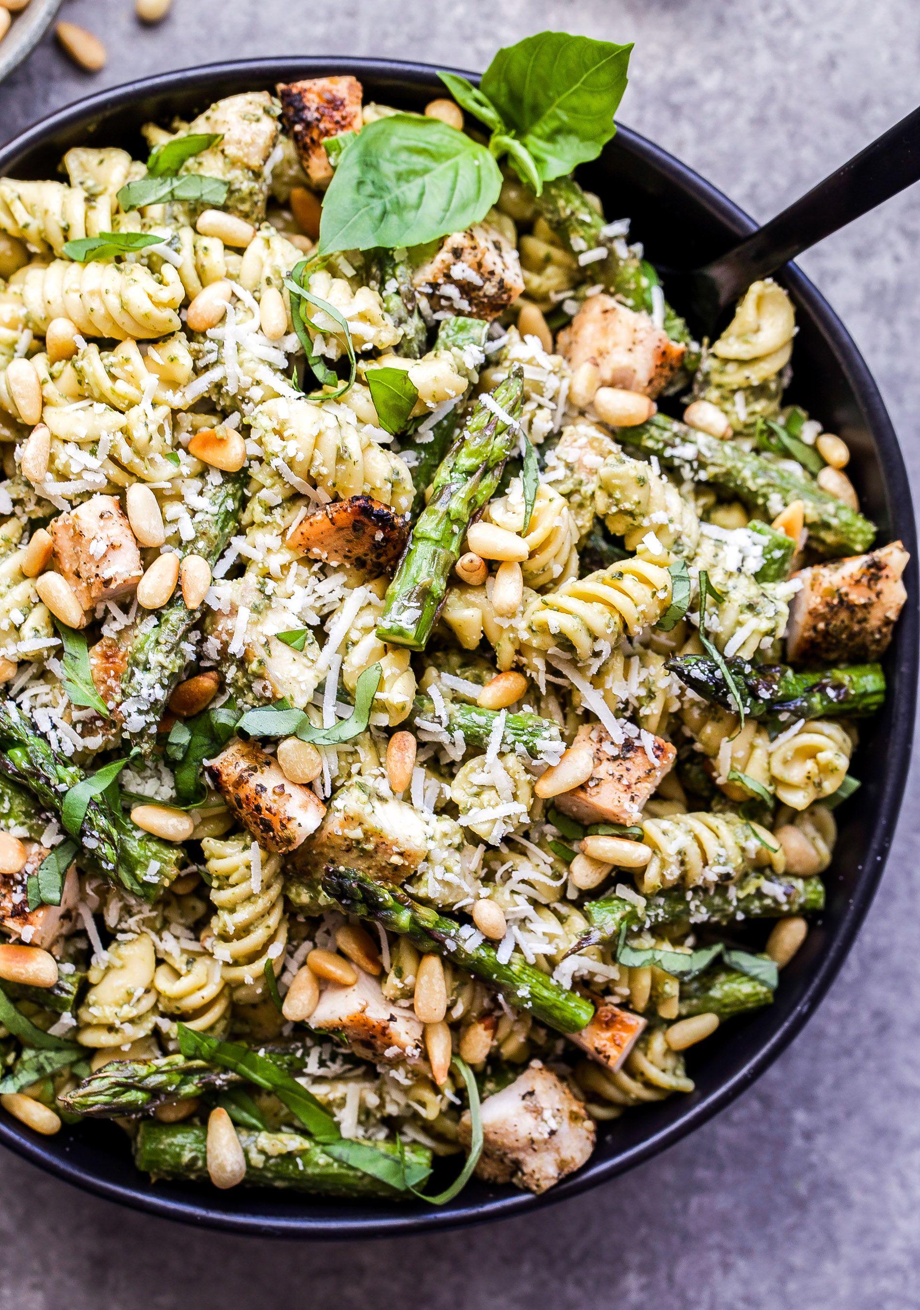 40 Healthy Pasta Recipes Light Pasta Dinner Ideas