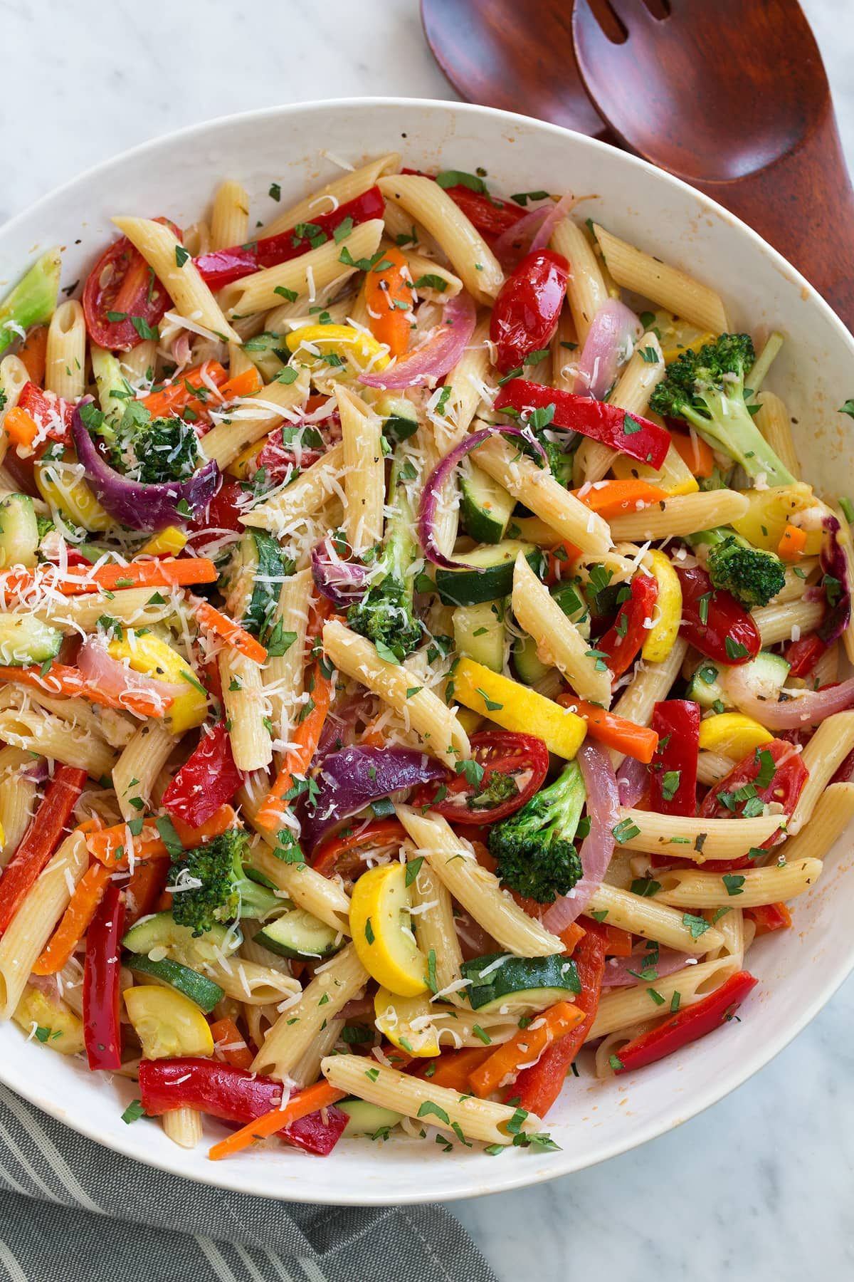 40 Healthy Pasta Recipes Light Pasta Dinner Ideas