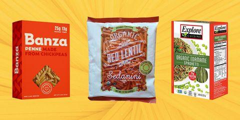 healthy pasta trader joe's banza explore cuisine