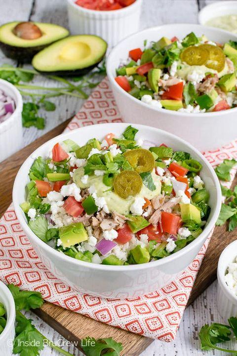Dish, Food, Cuisine, Garden salad, Salad, Greek salad, Ingredient, Pico de gallo, Israeli salad, Vegetable,