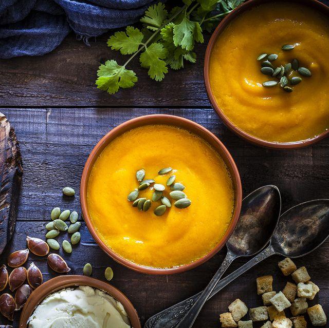 healthy pumpkin recipes