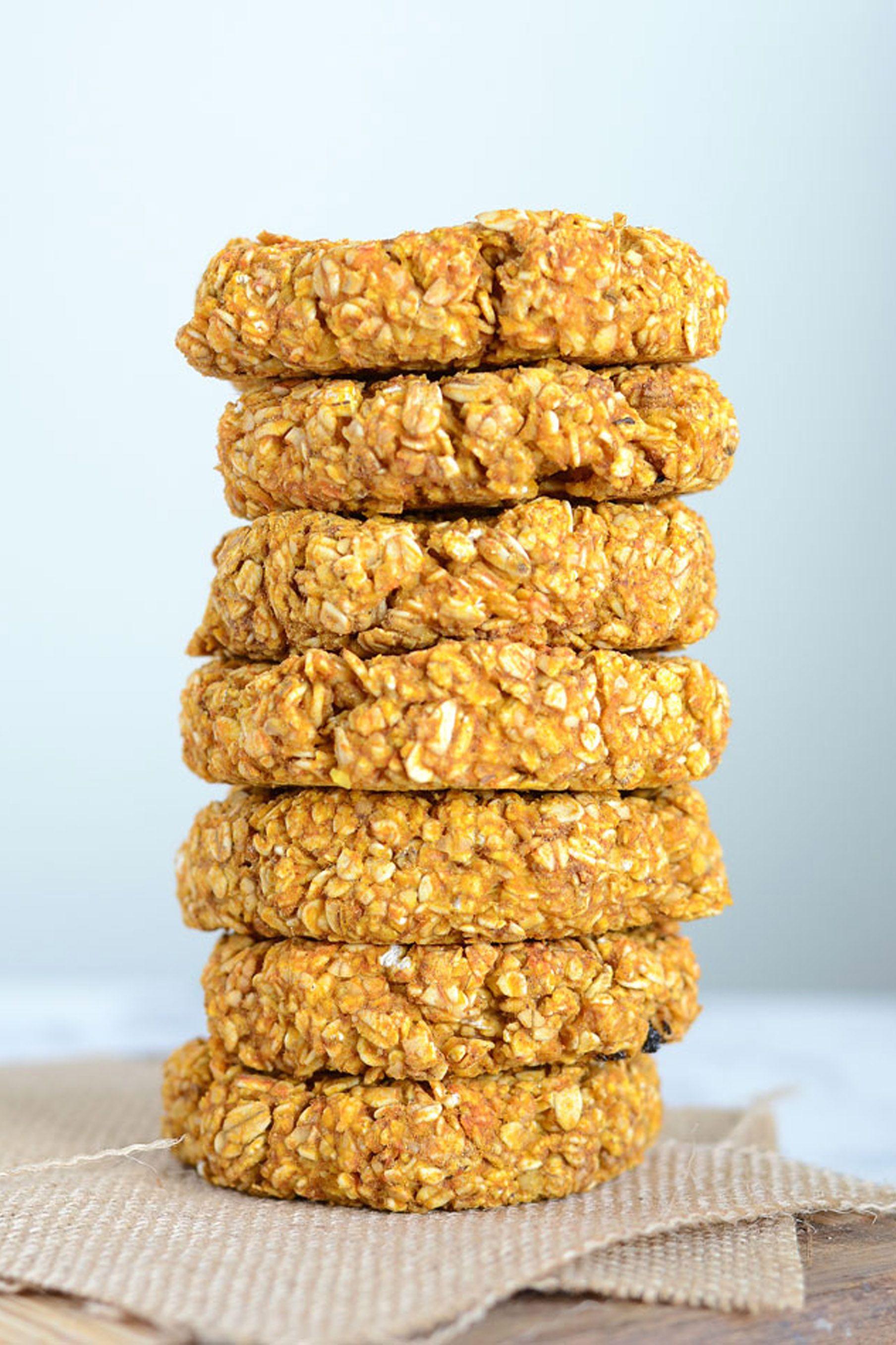 healthy pumpkin recipes cookies