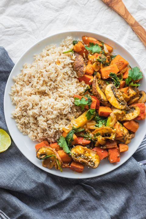 healthy pumpkin recipes stir fry