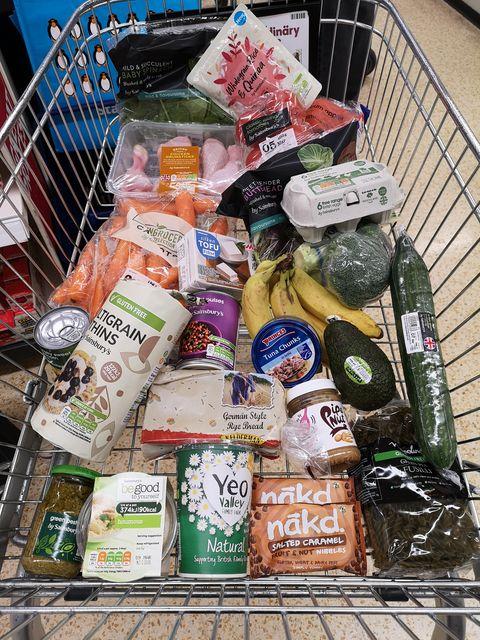Healthy Sainsburys Food