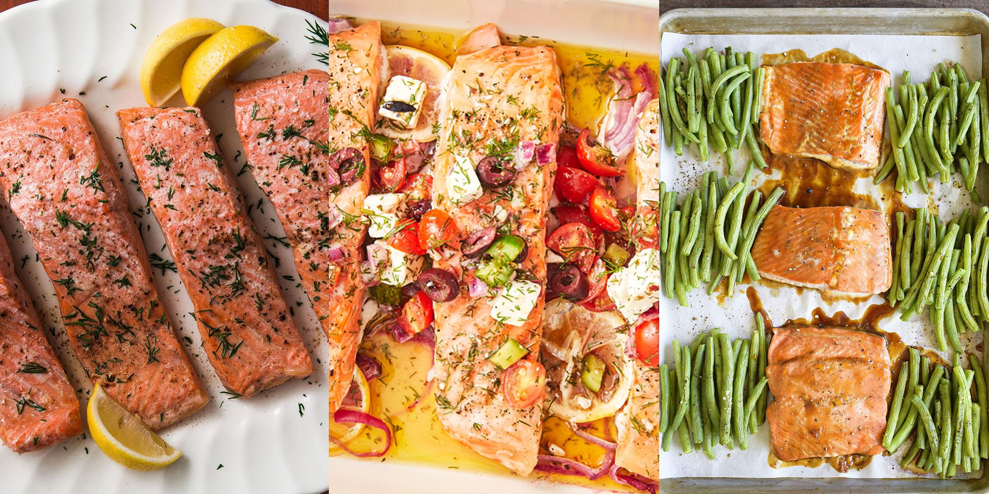 Healthy Salmon Recipes That'll Make The Perfect DInner