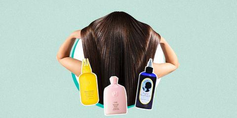 healthy scalp