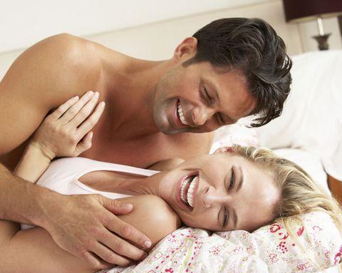 The Hidden Health Benefits of Sex