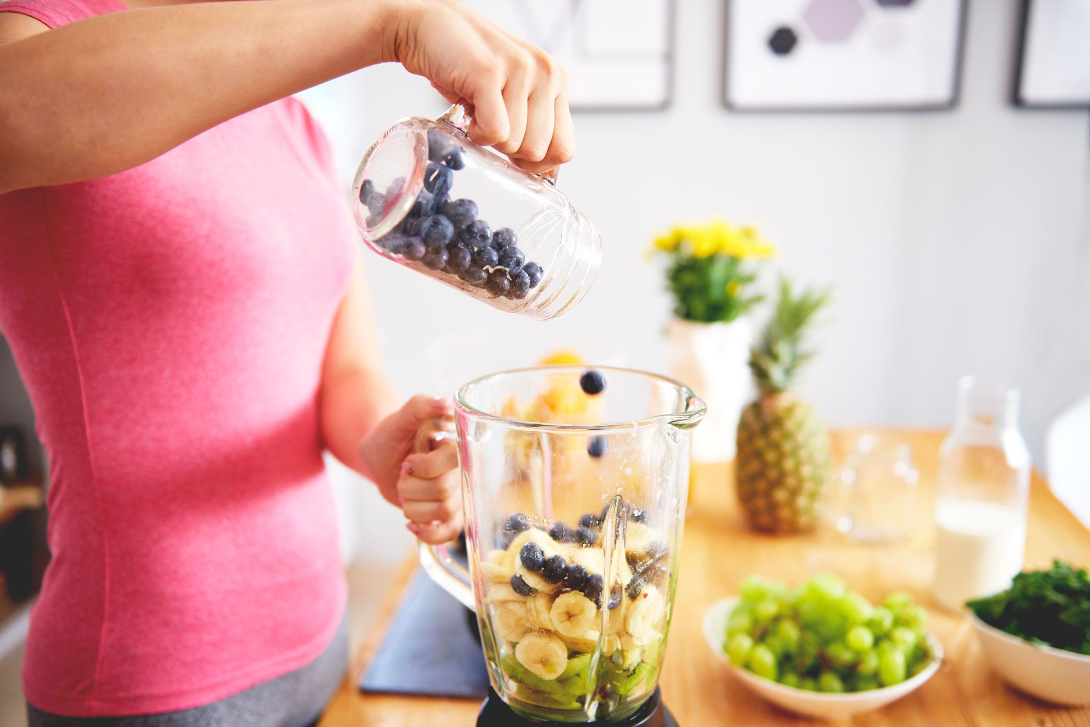 High protein fat burning smoothies