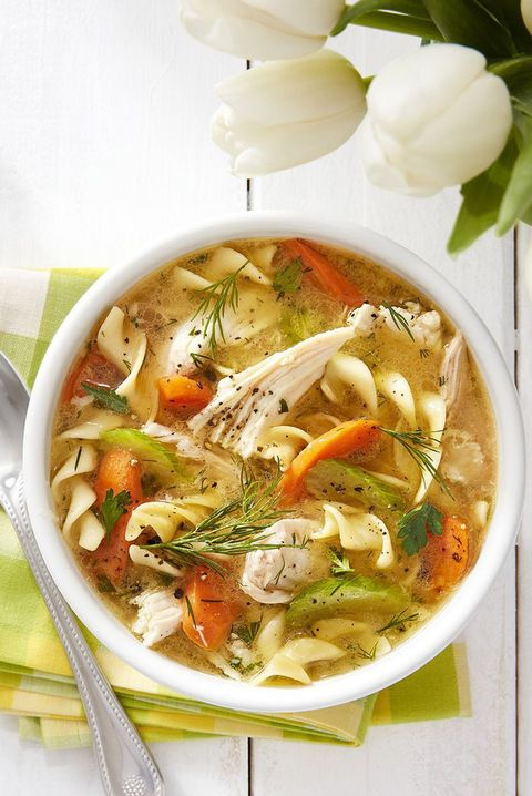 50 Best Healthy Soup Recipes Quick Easy Low Calorie Soups