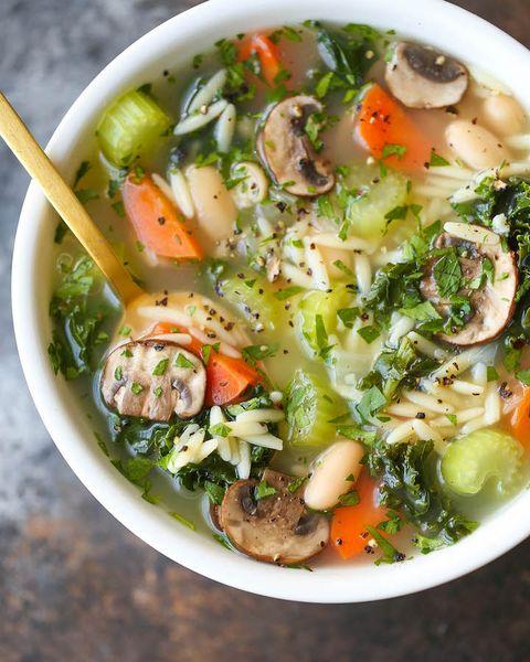 healthy soup recipes detox chicken