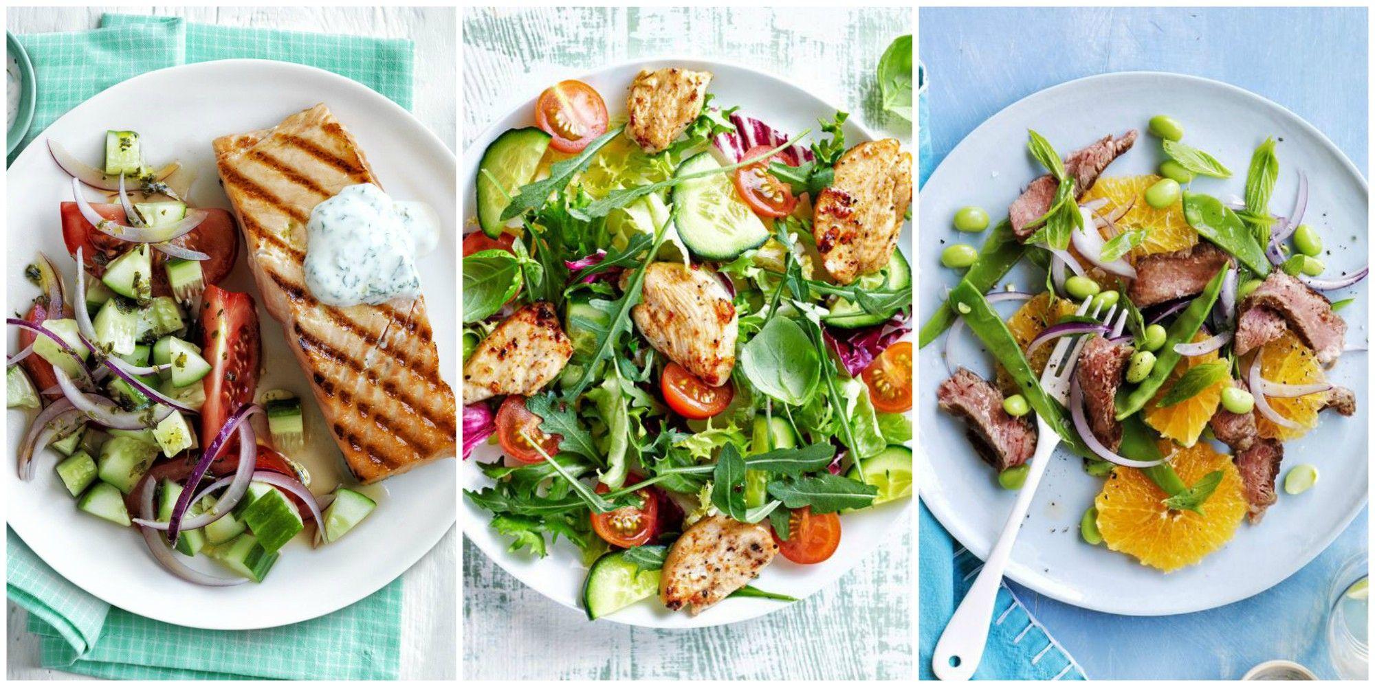 healthy spring dinner recipes