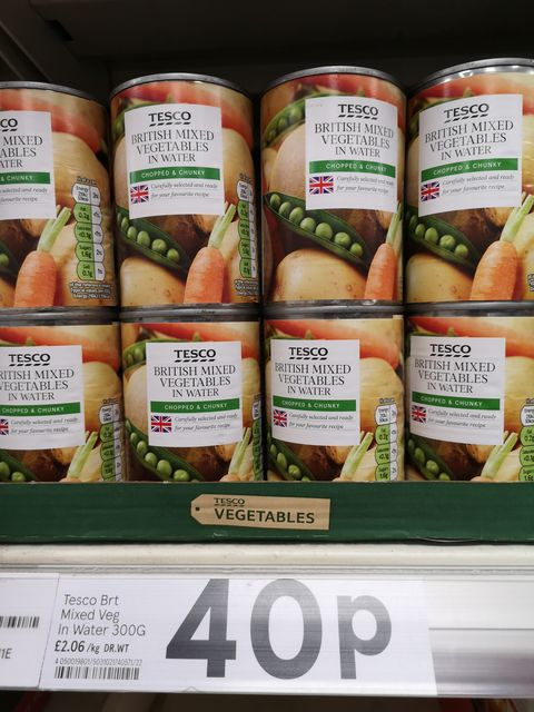 Healthy Tesco Foods