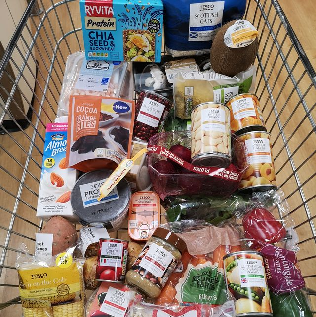 36 Healthy Tesco Foods Cheap Weekly Shop