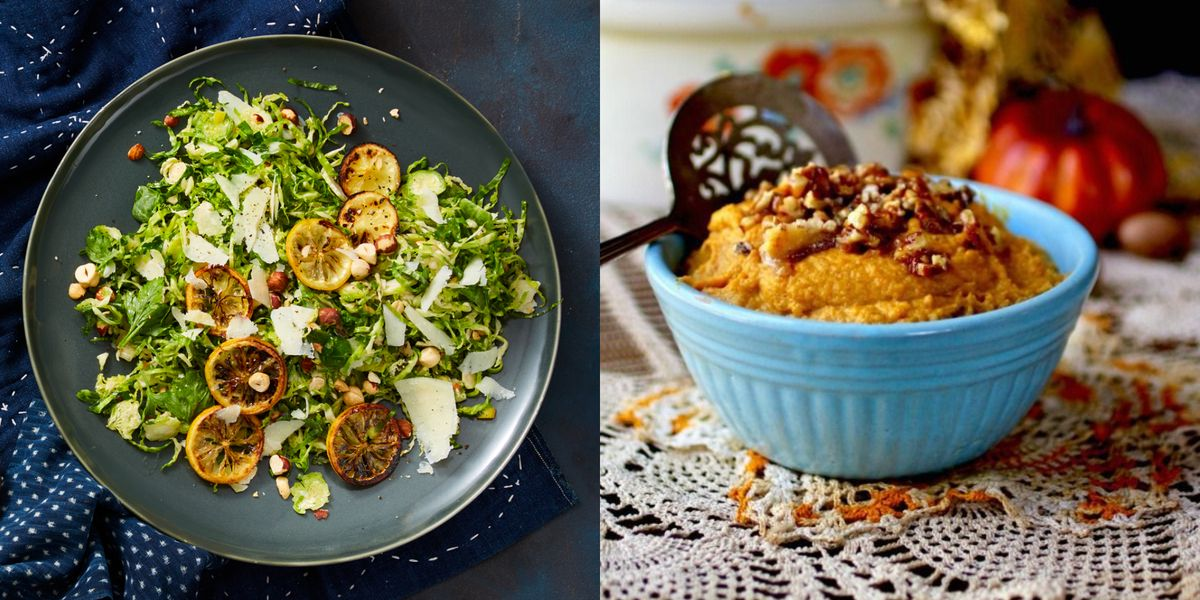 These Diabetes-Friendly Thanksgiving Dishes Won't Spike Your Blood Sugar