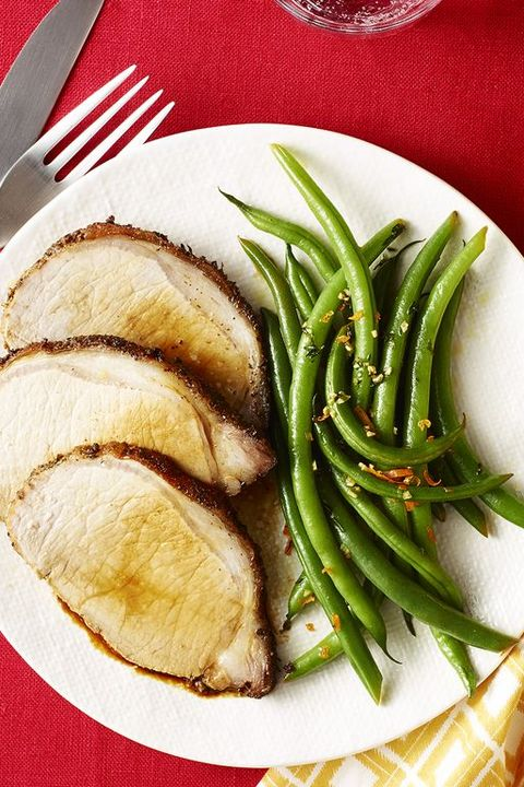 healthy thanksgiving recipes green beans