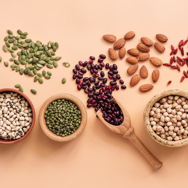 healthy plant proteins