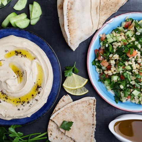 Benefits of the Mediterranean Diet Include Lowering Your Risk of Hearing Loss