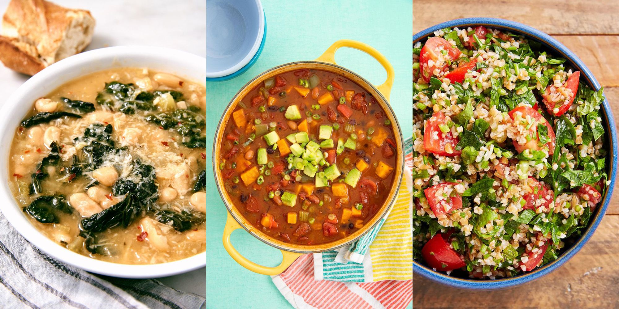 Healthy Vegetarian Recipes That Are Totally Delicious