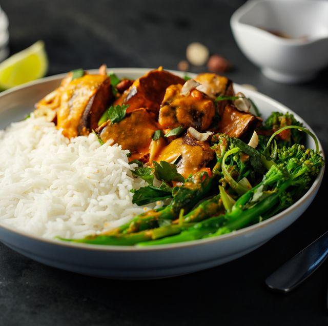 The Best Vegan Thai Curry