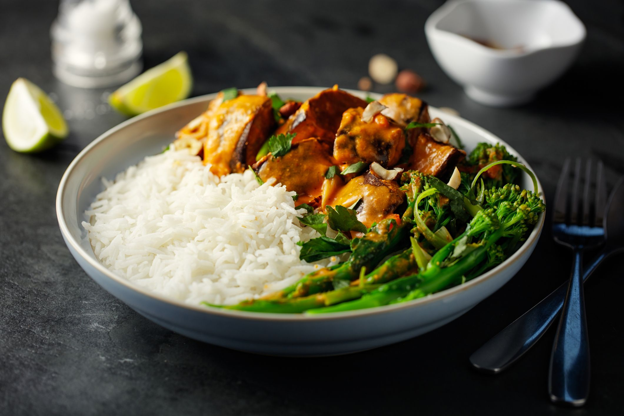 The best vegan Thai curry on the market