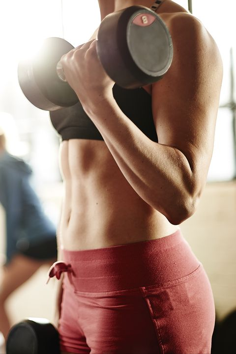 Best Ways to Burn Fat - Strength Training