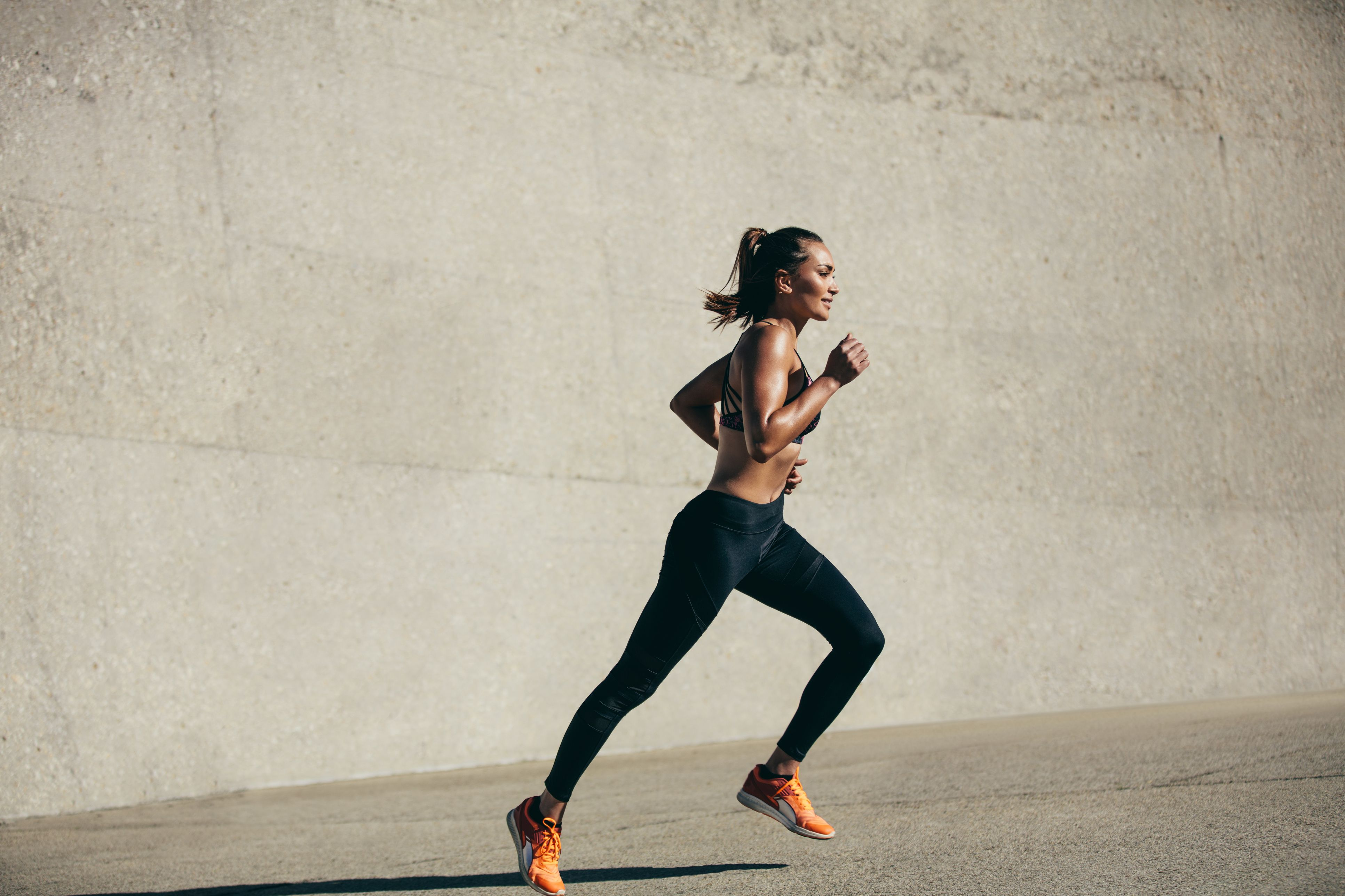 Proper Running Form How To Run