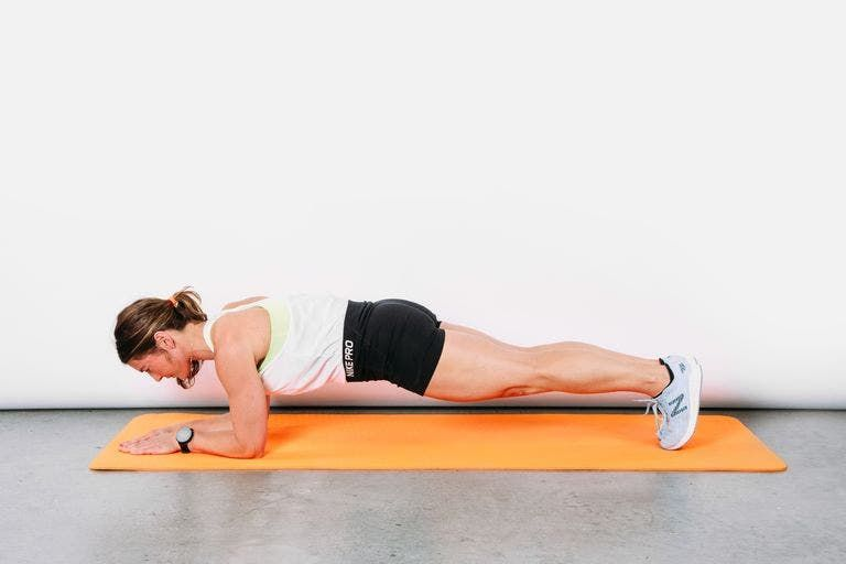 Plank Exercises   How to Plank