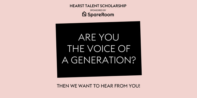 enter the hearst talent scholarship now
