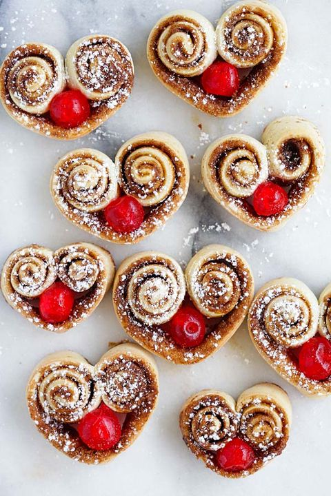 Food, Dish, Cuisine, Baked goods, Dessert, Finger food, Baking, Ingredient, Strawberry, Produce,