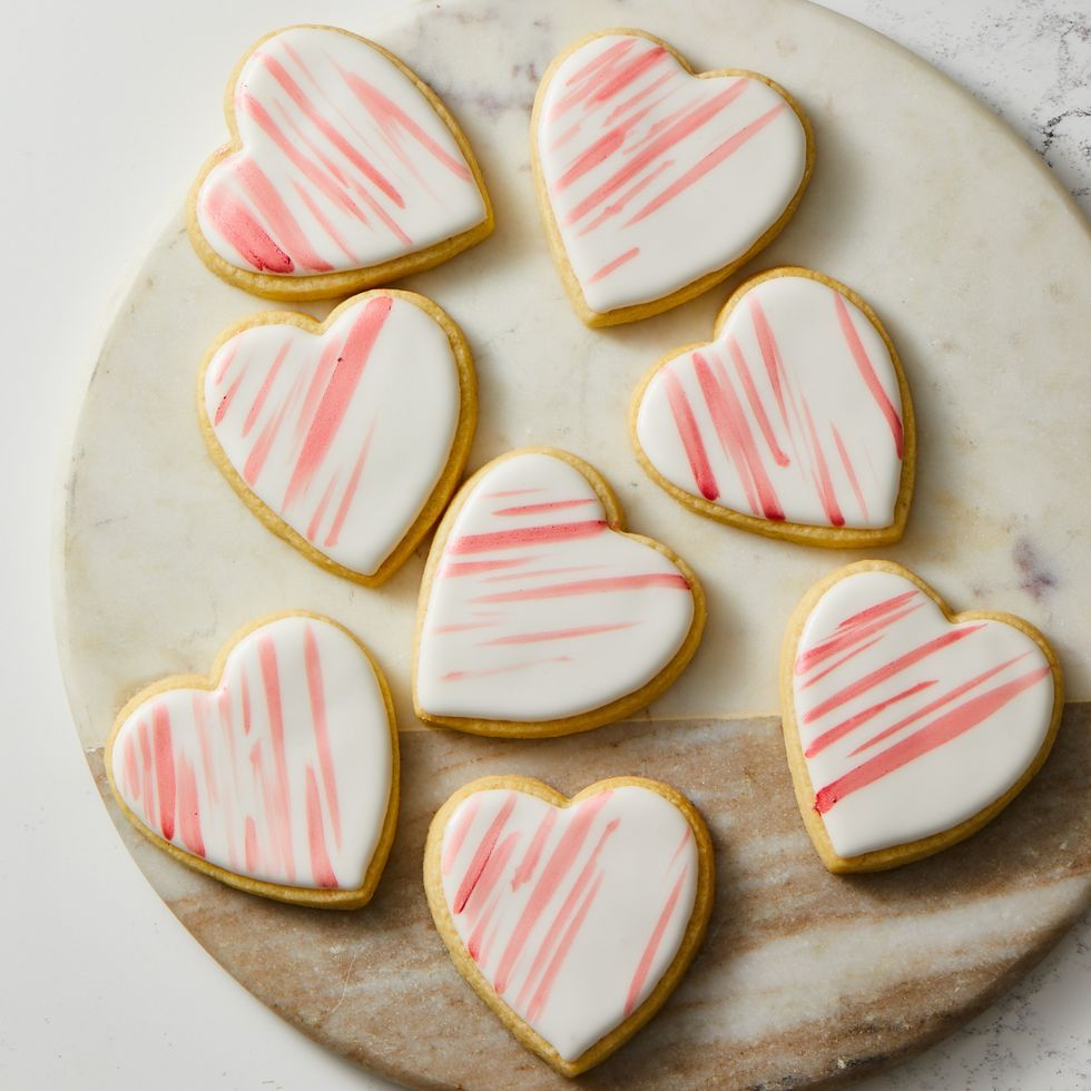 Best Heart Shaped Cookies Recipe How To Make Heart Shaped Cookies