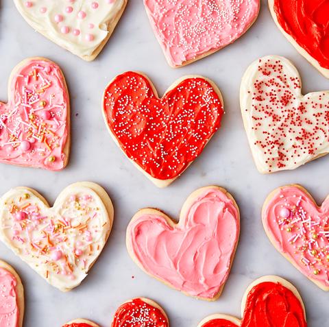 Heart Cookies - Delish.com