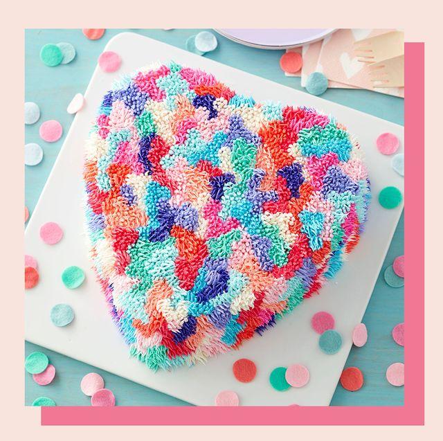 heart shaped cake pans