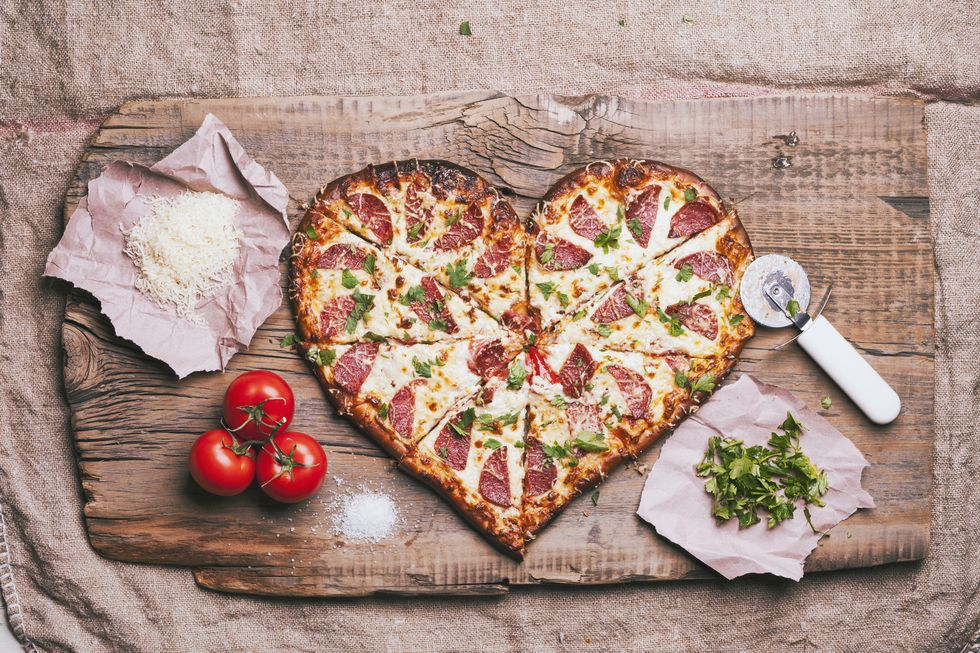 20 Heart-Shaped Foods That Were Born for Valentine's Day