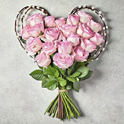 Waitrose Valentine's Day flowers