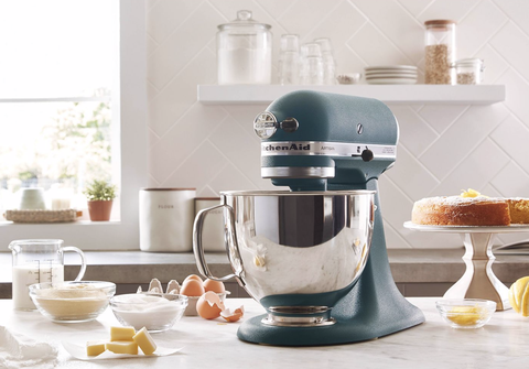 Target Is Selling A Kitchenaid Stand Mixer Designed By Hearth Hand