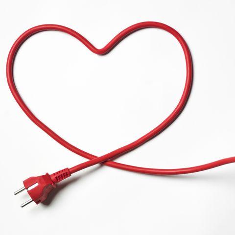 Heartshaped cable
