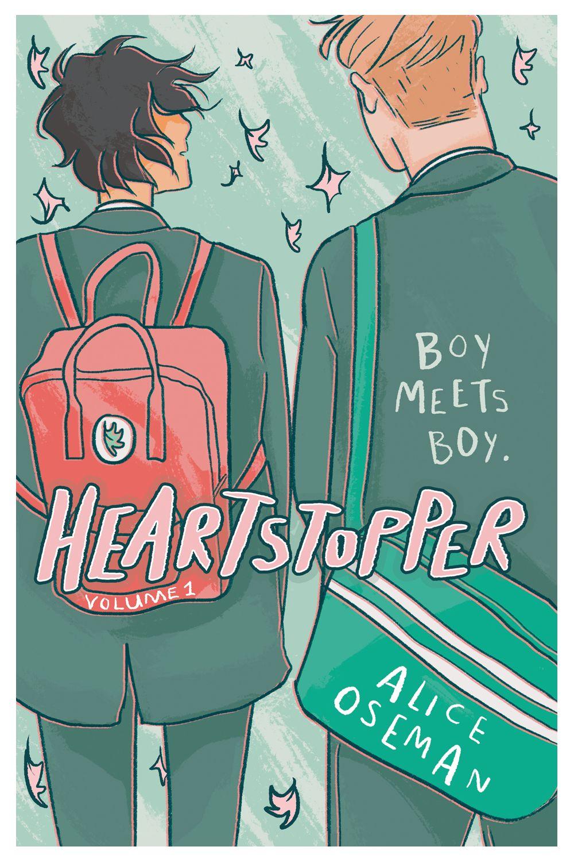 Heartstopper Vol 1 by Alice Oseman