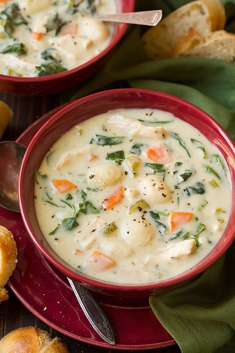 hearty soup recipes gnocchi