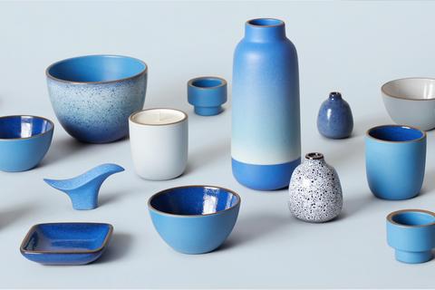 heath ceramics summer seasonal collection