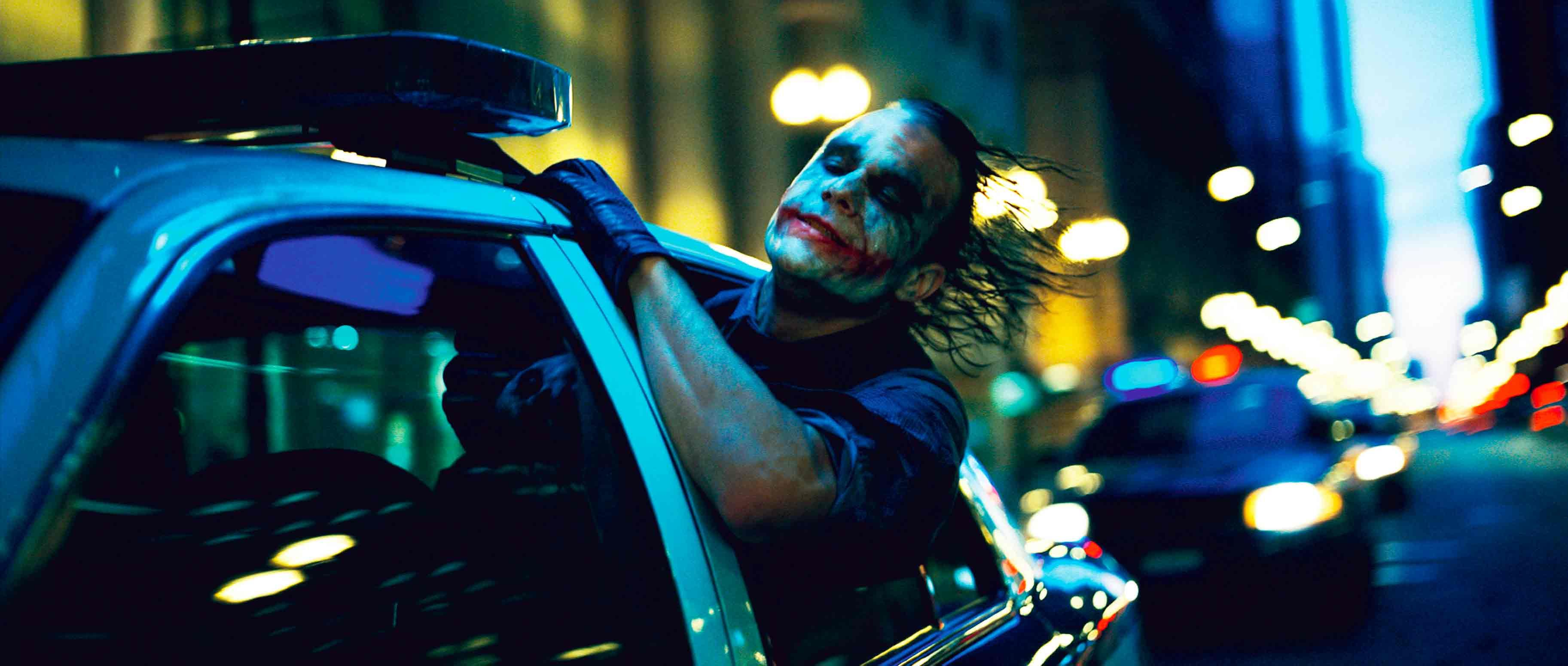 El Joker no mató a Heath Ledger