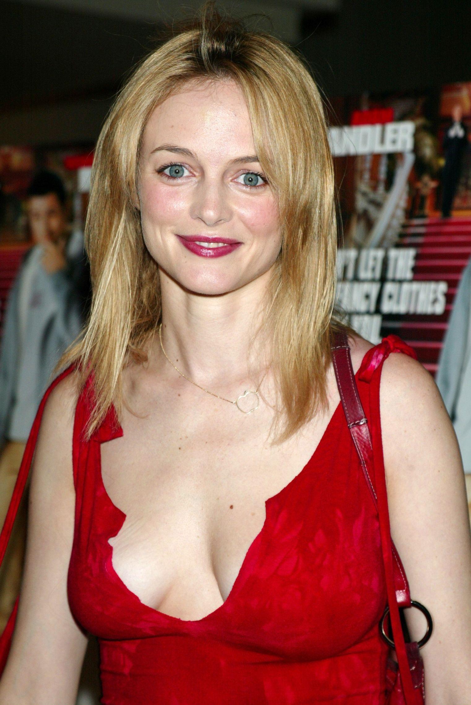 Heather Graham, 2002