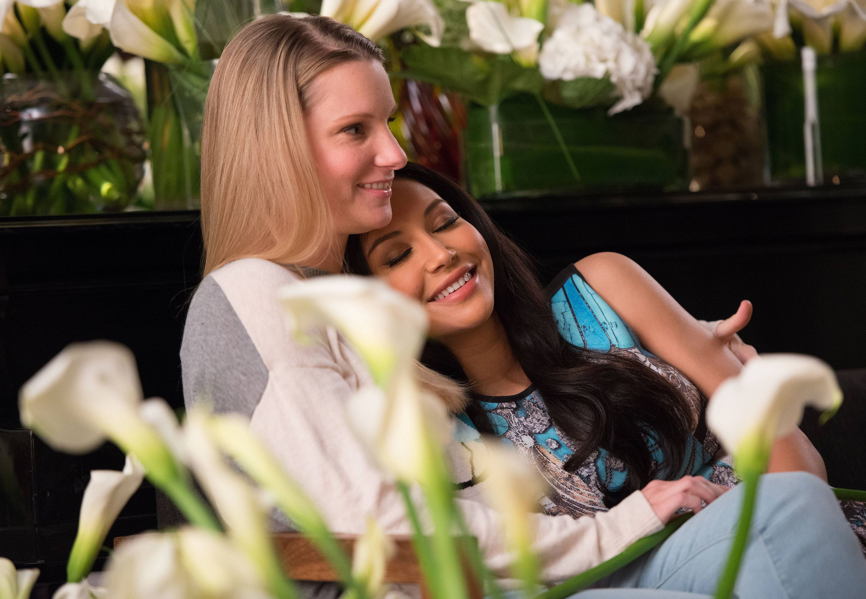 Naya Rivera's Glee Costars Reunited at Lake Piru to Pay Their Respects