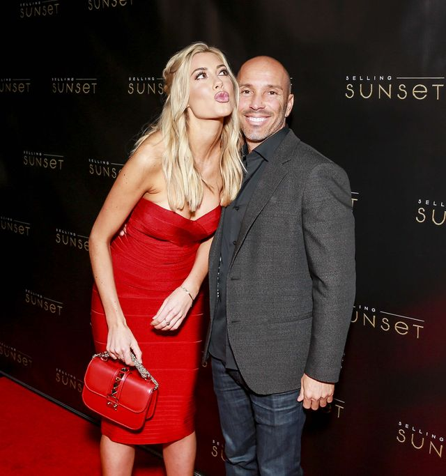 """netflix """"selling sunset"""" launch party"""