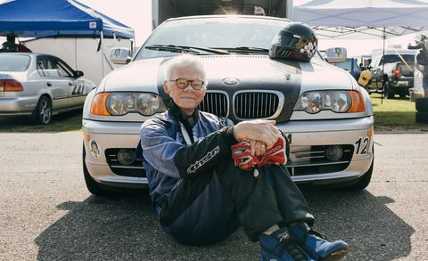 Car And Driver Writer Editor Racer Tony Swan Has D At Age 78