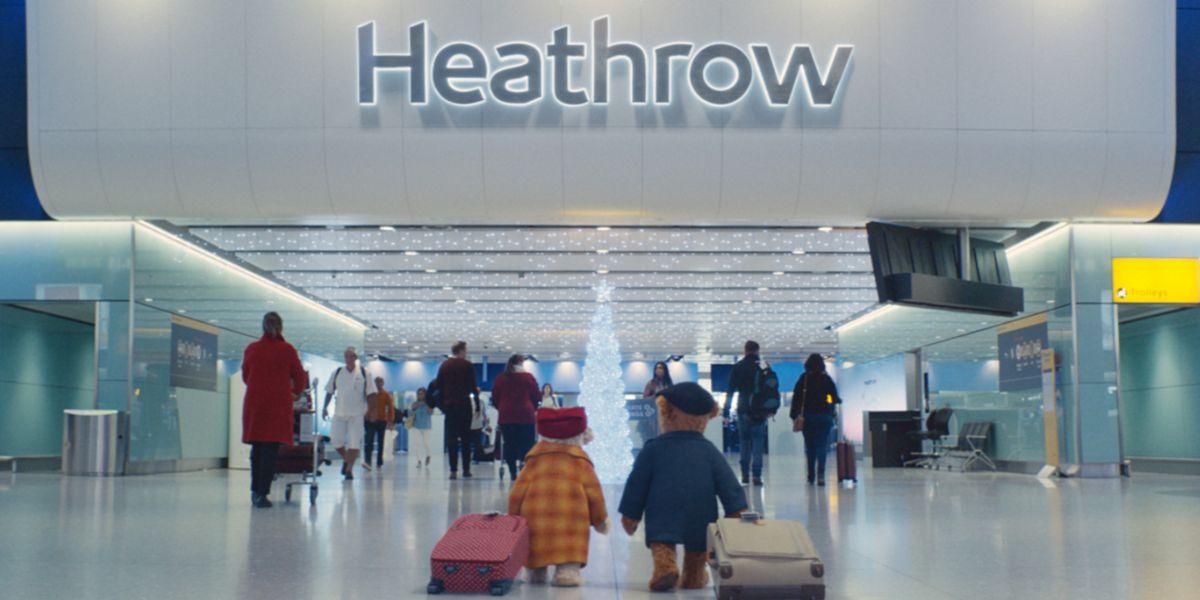 Heathrow Christmas Advert: Bears Edward & Doris Will Not Appear